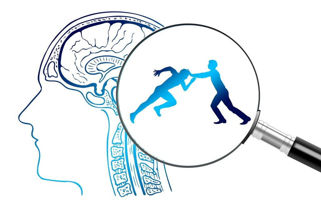 Selgespräche können auf die Leistung eines Sportlers einen negativen oder positiven Einfluss haben